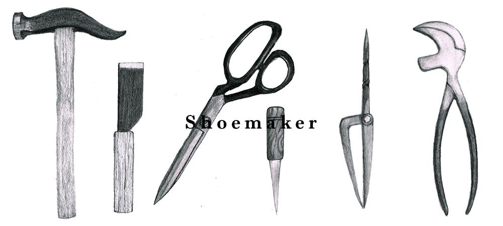 工具のイラストレーション